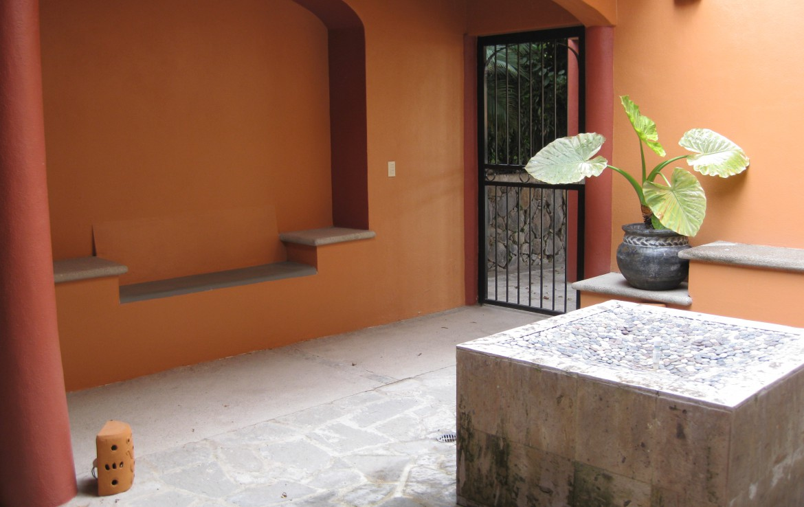 House for rent San Antonio Tlayacapan